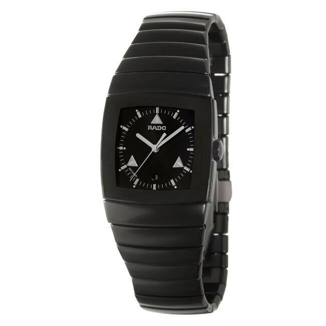 Rado Men's 'Sintra' Ceramic Swiss Watch