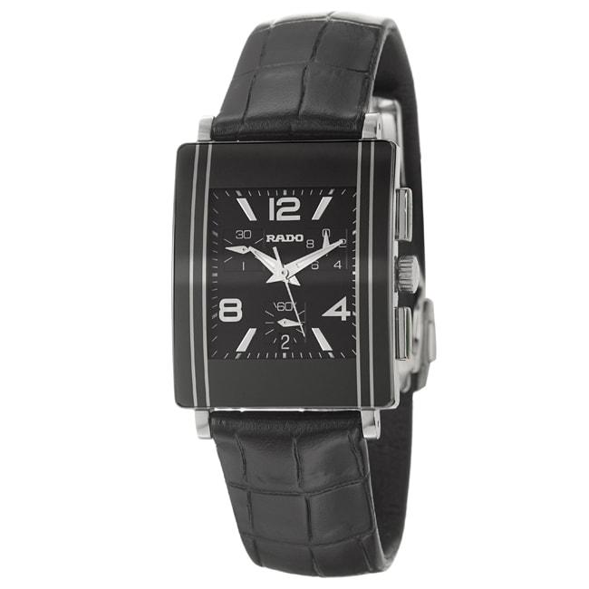 Rado Men's 'Integral' Stainless Steel Watch