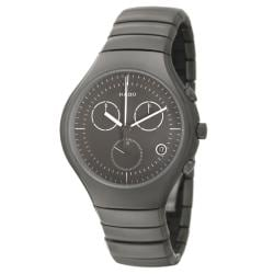 Rado Men's 'Rado True' Ceramic Swiss Watch