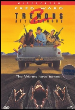Tremors 2: The Aftershocks (DVD)