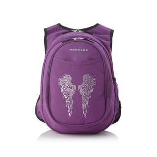 Obersee Kids All-In-One Bling Rhinestone Angel Wings Backpack With Cooler https://ak1.ostkcdn.com/images/products/6975412/P14487828.jpg?impolicy=medium