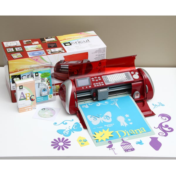Shop Cricut Expression Red Die Cutting Machine With 2