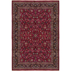 Nourison Hand-knotted Persian Mashad One of a Kind Tabriz Rug (19'4 x 33'10)