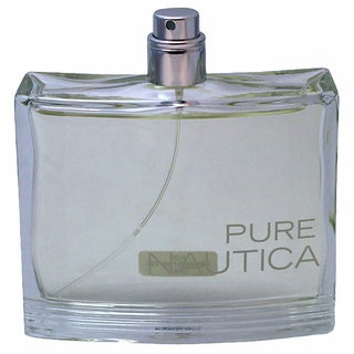 Nautica Pure Men's 3.4-ounce Eau de Toilette Spray (Tester)