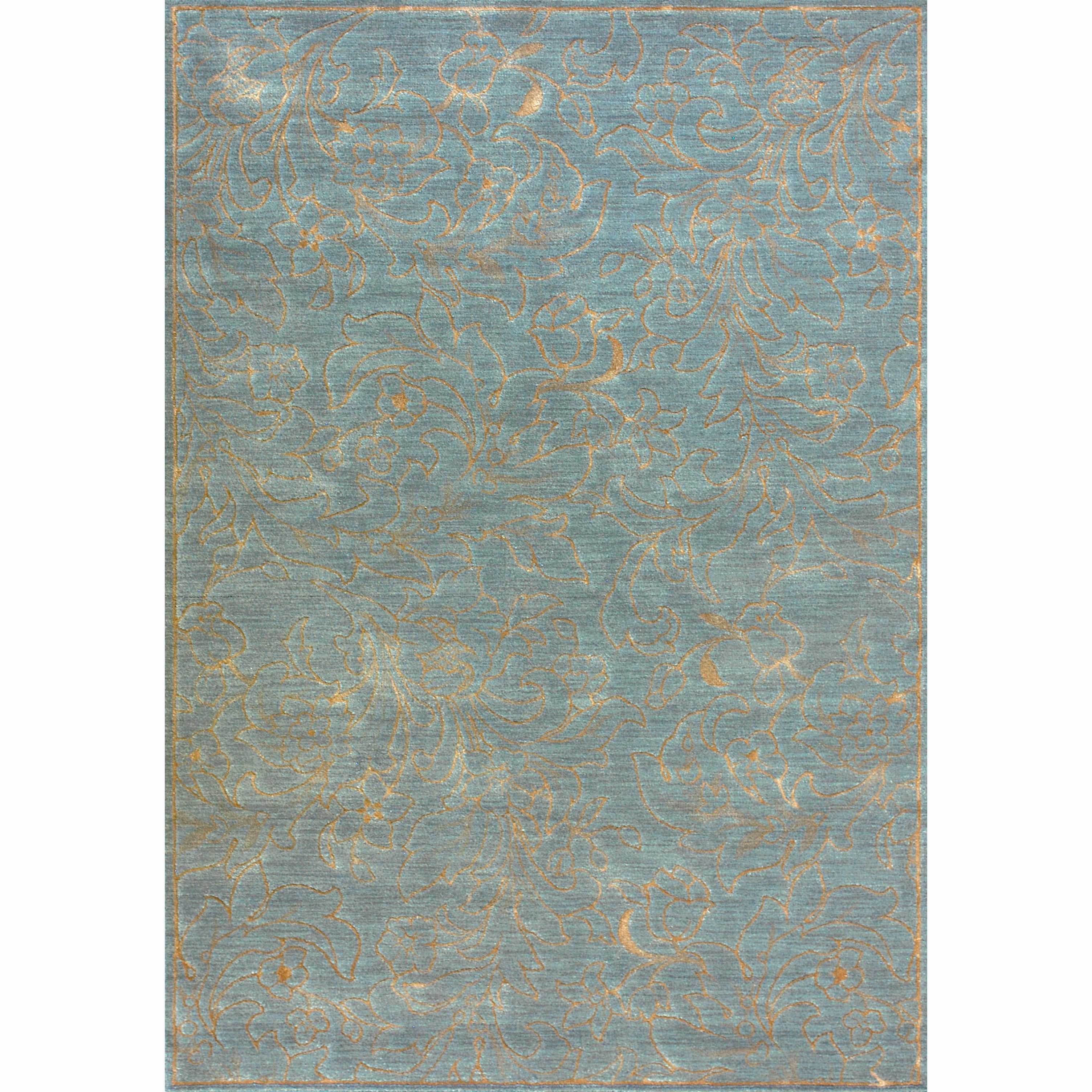 Astor Blue Rug (7'7 x 10'5)