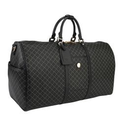 RIONI Signature Black Duffel Traveler