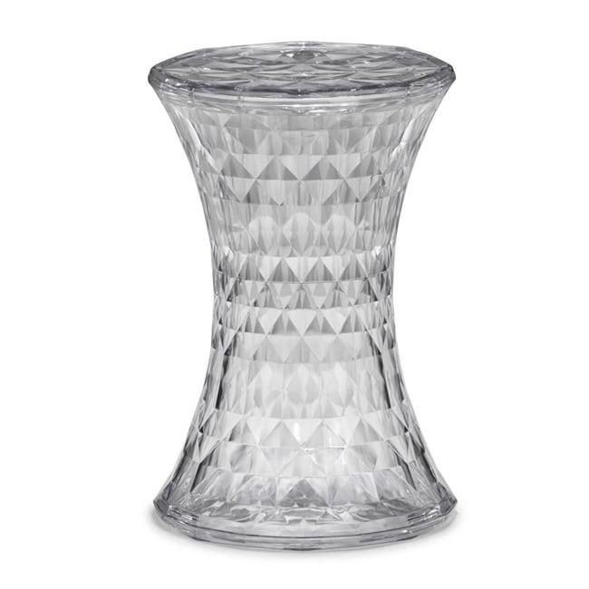 Prisma Transparent Stool