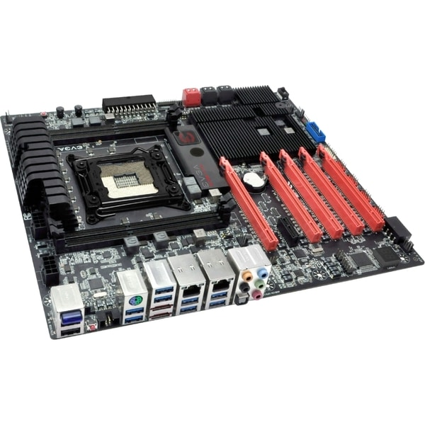 EVGA X79 FTW Desktop Motherboard - Intel Chipset - Socket R LGA-2011