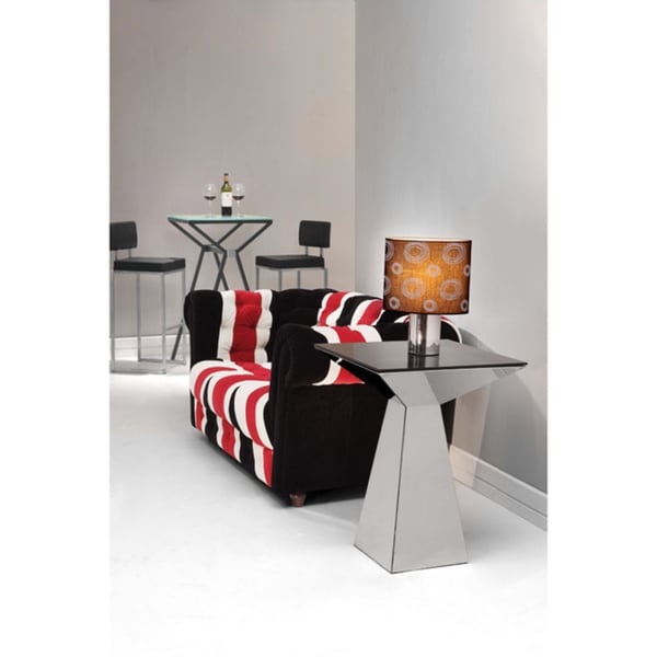 Tyrell Black Coffee Table