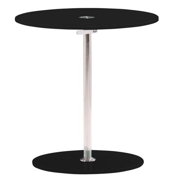 Radical Black Side Table