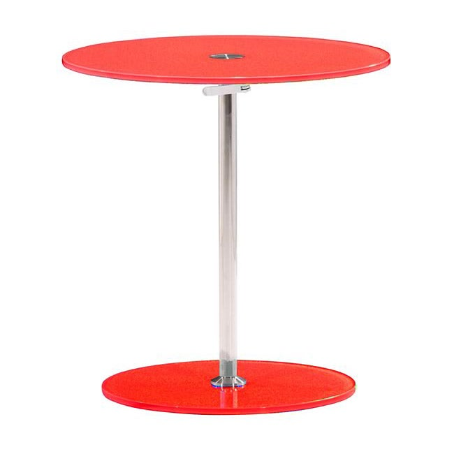 Radical Red Side Table
