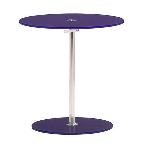Radical Purple Side Table
