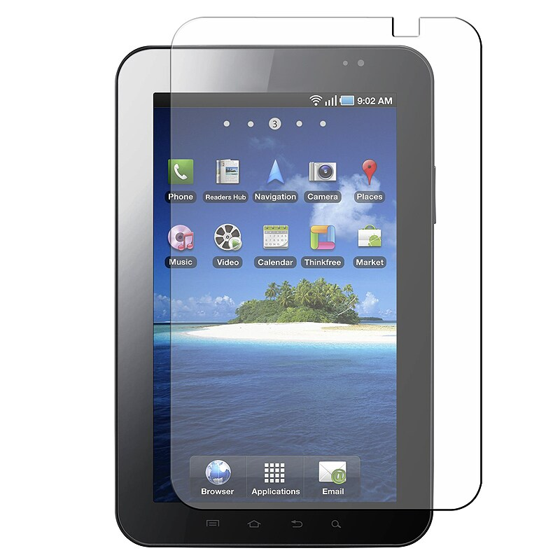 INSTEN Anti-glare LCD Protector for Samsung Galaxy Tab P1000 7.0-inch