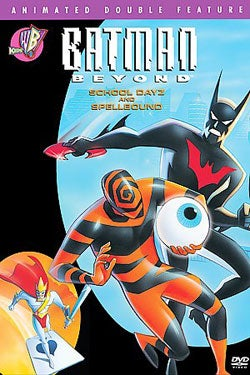 Batman Beyond: School Dayz and Spellbound (DVD)