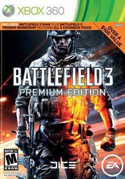 Xbox 360 - Battlefield 3 Premium Edition