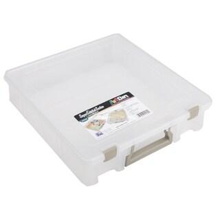 ArtBin Super Satchel Single Compartment -Translucent