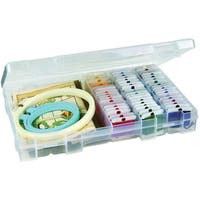 ArtBin Solutions Box 4-16 Compartments-Translucent
