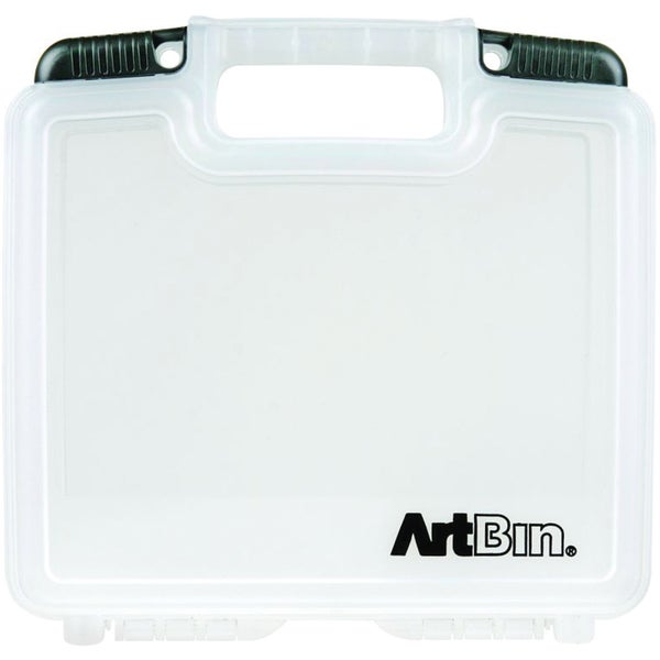 ArtBin Quick View Deep Base Carrying Case- Translucent