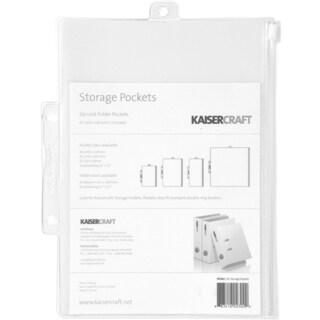 "Pack & Store Storage Pockets A5 (8.25""X6"") 5/Pkg-"