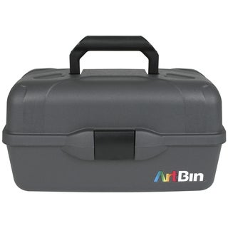 "ArtBin Essentials 3 Tray Art Tote-15""x8""x8.5"" Black"