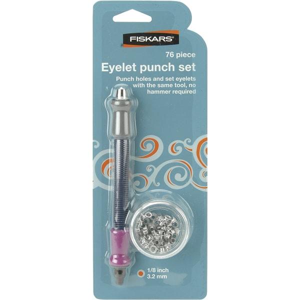 """Eyelet Punch Set-1/8"""""""