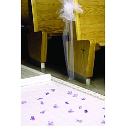 HBH White Aisle Runner