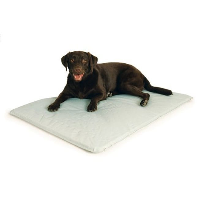 K&H Cool Bed III Large Gray Pet Bed