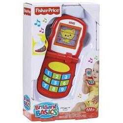 Fisher Price Friendly Flip Phone - Thumbnail 1