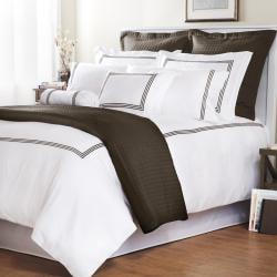 Roxbury Park Chocolate Baratto Sheet Set