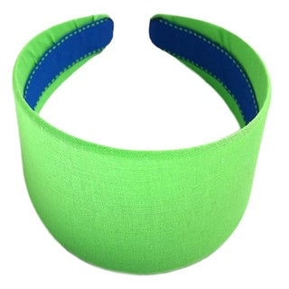 Crawford Corner Shop One-Size Lime Green Headband