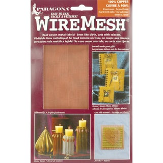 "Amaco WireMesh #80 16""X20"" Sheet-Copper"