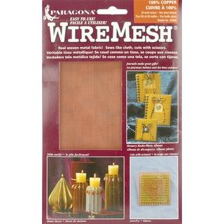 "Amaco WireMesh #80 16""X20"" Sheet-Copper"