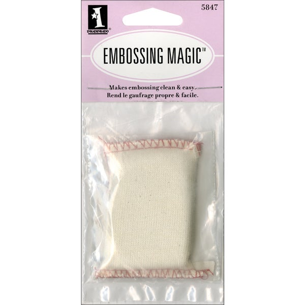 Embossing Magic-