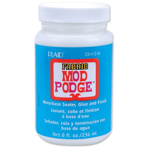 Mod Podge Fabric Finish-8 Ounces