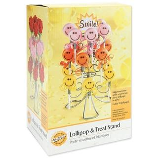 "Lollipop & Treat Stand-Holds 18 Treats 6""X14"""