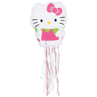 Hello Kitty 1/Pkg White Paper Pull String 7 lbs Ya Otta Pinata