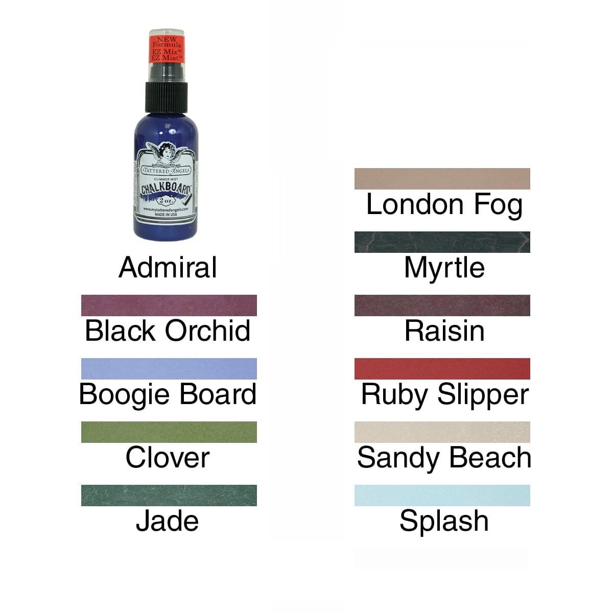 Glimmer Mist Chalkboard 2 Ounce