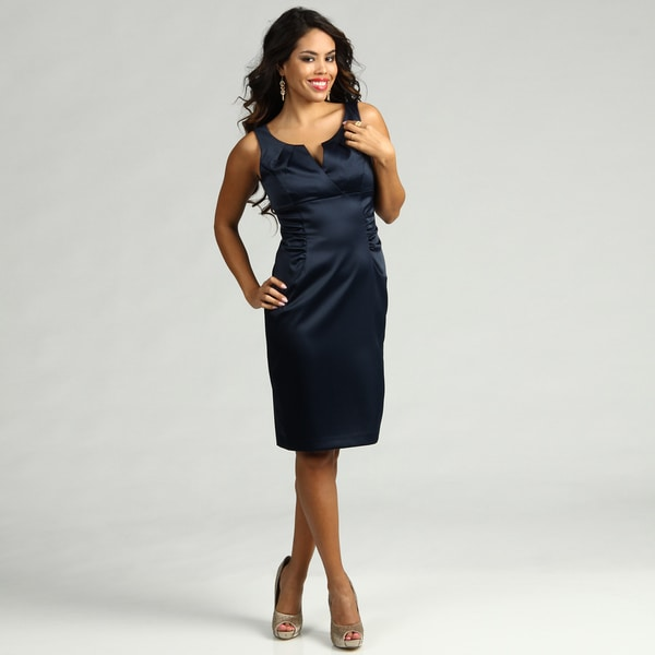 Shop London Times Womens Dress Free Shipping Today Overstock