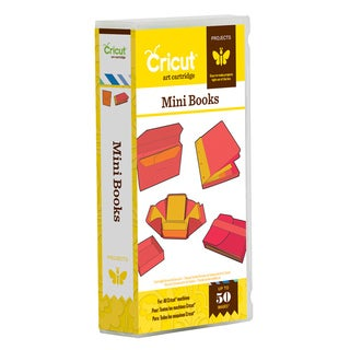 Cricut 'Mini Books' Cartridge