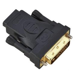 INSTEN HDMI to DVI Female to Male Adapter