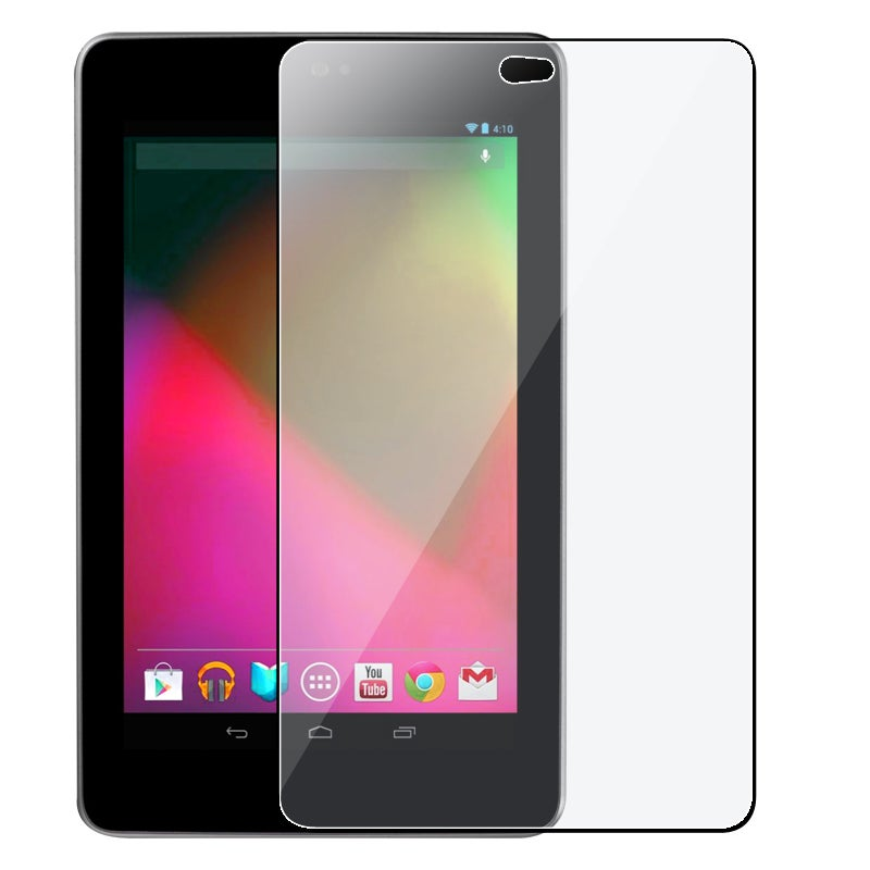 INSTEN Clear Screen Protector for Google Nexus 7