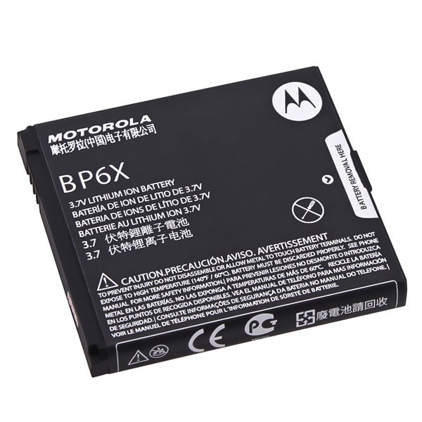 INSTEN Standard Battery for Motorola Droid 2 BP6X/ SNN5843