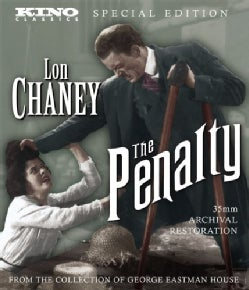 The Penalty (Blu-ray Disc)