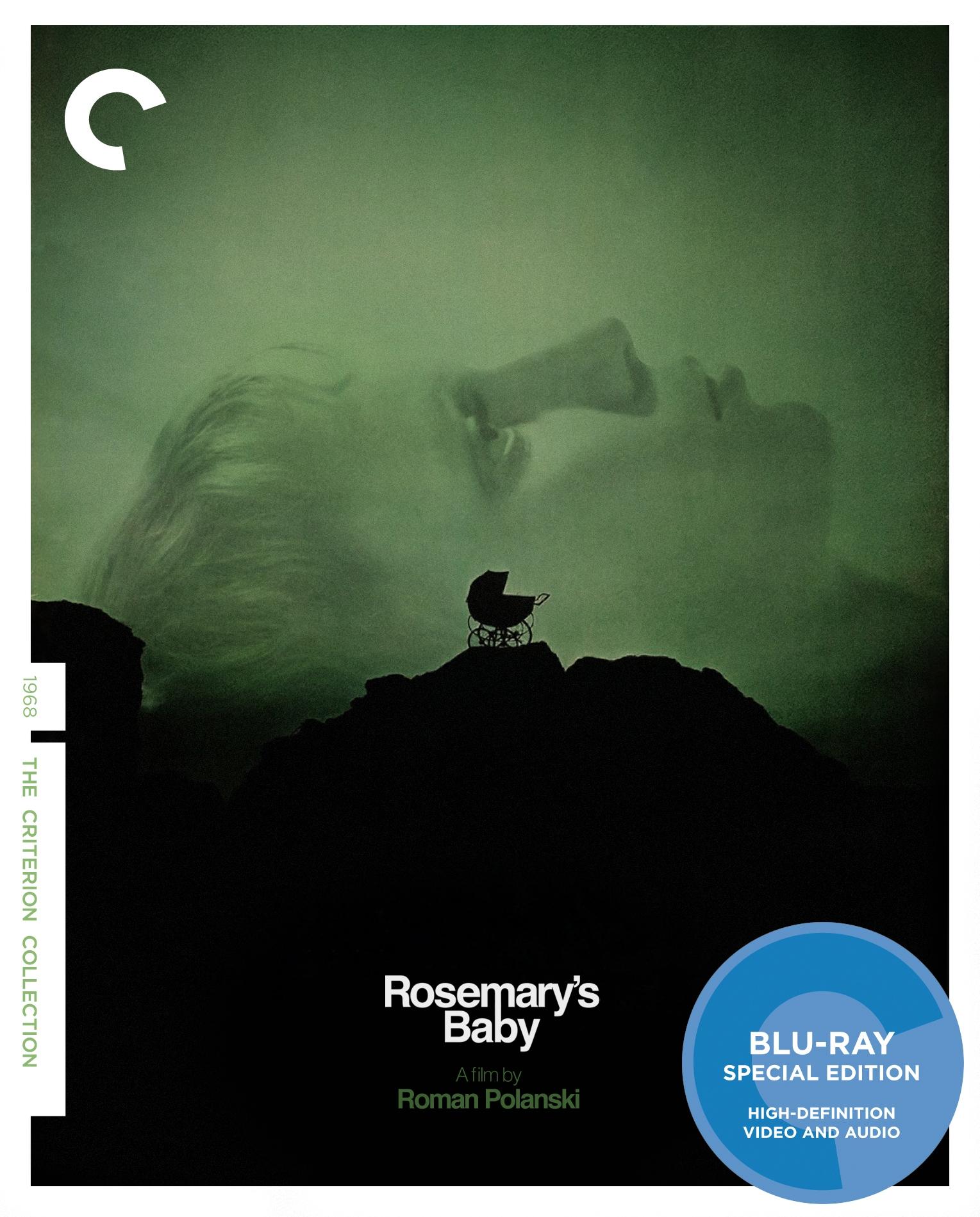 Rosemary's Baby (Blu-ray Disc)