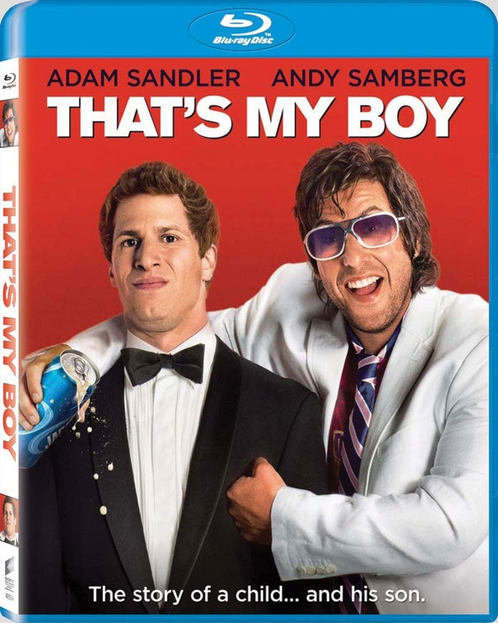 That's My Boy (Blu-ray Disc)