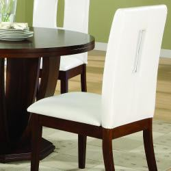 Lancester Dining Set with Key Hole Chair Back (Set of 5)