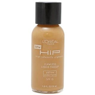 Loreal Hip Cappuccino #812 Flawless 1-ounce Liquid Makeup