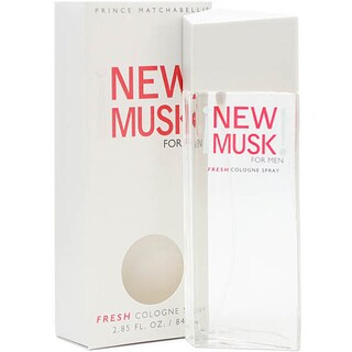 New Musk Men's 2.85-ounce Cologne Spray