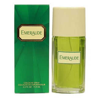 Coty 'Emeraude' Women's 2.5-ounce Cologne Spray