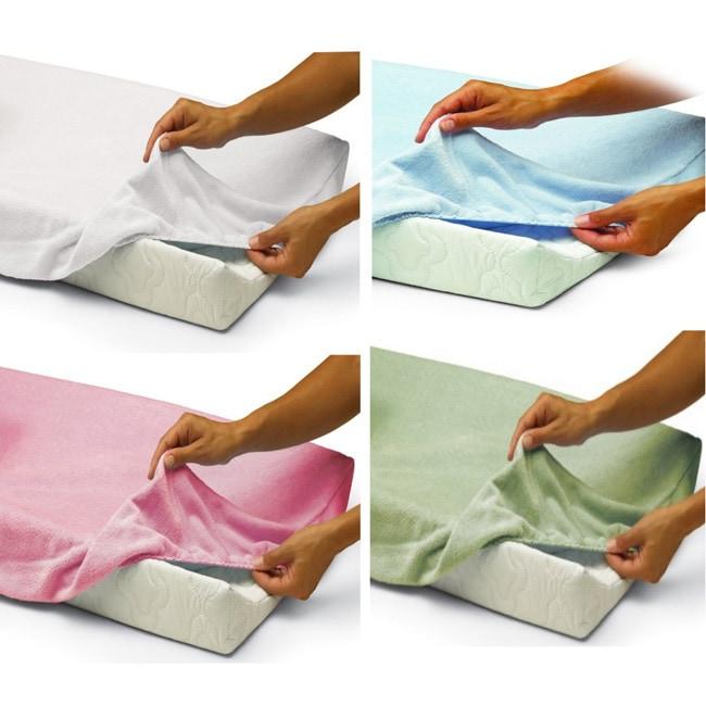 Summer Infant Ultra-plush Elastic Bottom Polyester Changi...